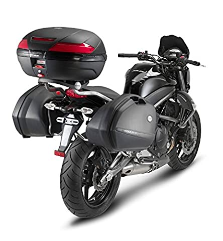 Givi Support Top Case Monokey ou Monolock Valise Kawasaki ER6-N/ER6-F (09 > 11)