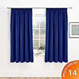 Best Blackout Curtains - Blackout Pencil Pleat Window Curtains - PONY DANCE Review