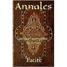 Annales: Version complète - 16 livres (French Edition)