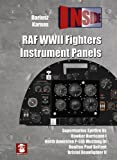 RAF WWII Fighters Instrument Panels (Inside)