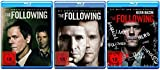 The Following Staffel 1-3 [Blu-ray]