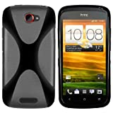 mumbi X-TPU Silikon Schutzhülle für HTC One S Hülle