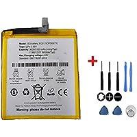 Theoutlettablet® Bateria repuesto para smartphone Bq aquaris M5 3120 mAh + Herramientas