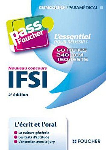 IFSI Le concours d'entrée