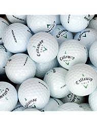 Callaway HX Hot - Lote de 100 pelotas de golf, grado A, recuperadas