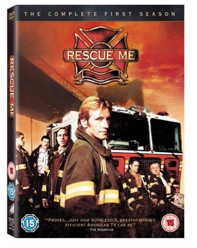 Rescue Me - Season 1 [4 DVDs] [UK Import]