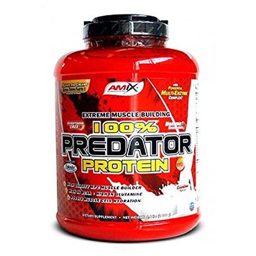 AMIX Predator Protein - 1 kg strawberry