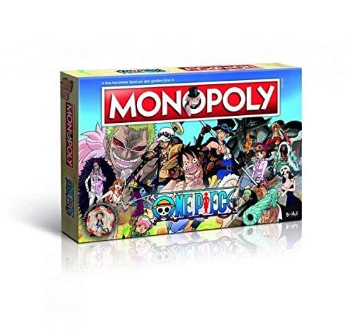 Winning Moves 44796 Monopoly - Juego Mesa Contenido