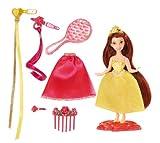 Mattel Y3465 - Disney Princess Mini Haarprinzessin, Puppe