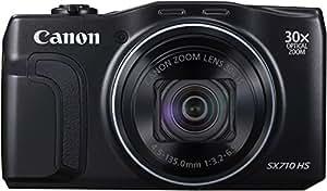 Canon PowerShot SX710 HS Digitalkamera 3 Zoll schwarz