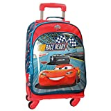 Disney Race Zaino, 44 cm, 29.57 liters, Multicolore (Multicolor)