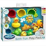 Badespielzeug Geschenk-Set 15 Teile