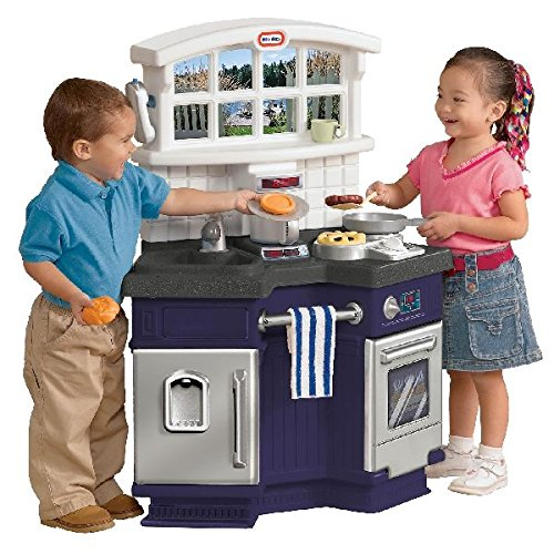 Little Tikes 171499E13 - Spielkche Basic (Little Tikes Grill)