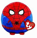 TY 38031 - Beanie Ballz Spider Man Ball, 12 cm