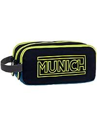 Munich Neceser de Viaje, 1.98 Litros, Color Azul
