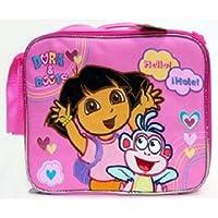 Dora the Explorer Dora & Boots Hello Hallo Pink Lunchtasche preisvergleich bei kinderzimmerdekopreise.eu