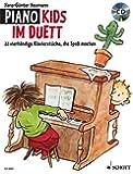 Piano Kids im Duett: 22 vierhändige Klavierstücke, die Spaß machen. Klavier 4-händig. Ausgabe mit CD.