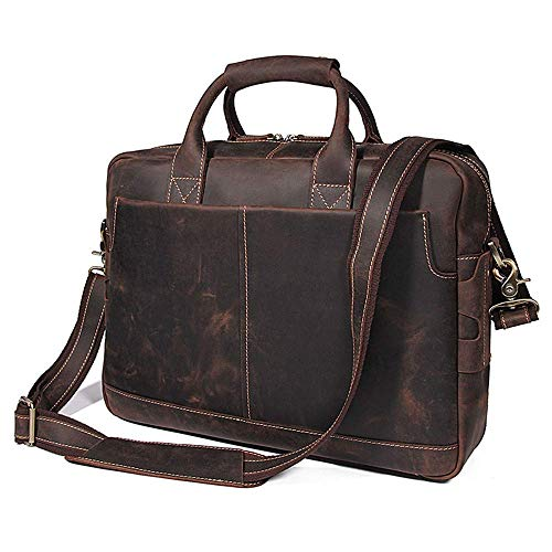 Briefcase Home Männer Tote Retro 15,6