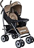 Caretero Spacer Classic, Kinderwagen Buggy, beige