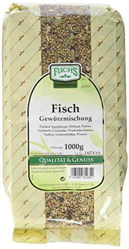 FUCHS Fischgewürz, 2er Pack (2 x 1 kg)