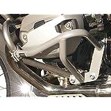 2004-2012 Silber Sturzb/ügel//Schutzb/ügel HEED f/ür Motorr/äder R 1200 GS - Bunker
