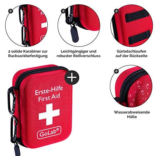Erste Hilfe Set Outdoor, Sport & Reisen für die optimale Erstversorgung - 2