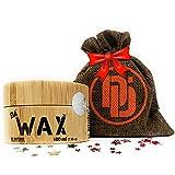 Da'Dude Da' Wax Cera Capelli Uomo Opaca Extra Forte - Cera per Capelli Uomo Professionale in una scatola di legno di alta qualità e confezione regalo - 100 ml