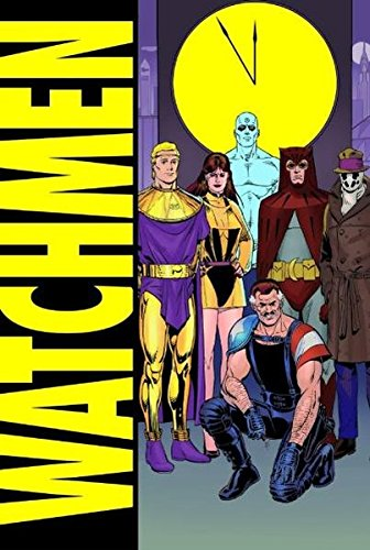 Watchmen Absolute Edition - Partnerlink