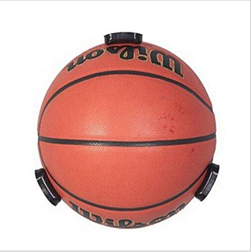 Starworld Basketball Football Storage Holder  Wall-mounted Ball Claw for Ball Basketball Bracket