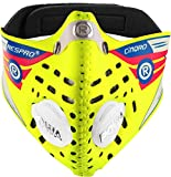 2015 Respro Cinqro Anti Pollution Mask Yellow XL