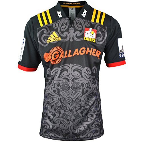 Chiefs Rugby alternate SS jersey 17/18 White