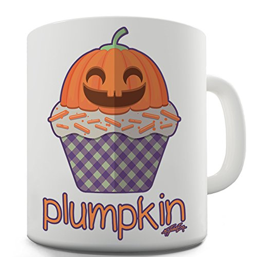 TWISTED ENVY Lustige Kaffee Tasse Becher Halloween Pumpkin -