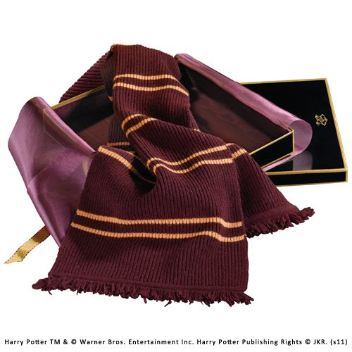 Noble Collection Bufanda Gryffindor