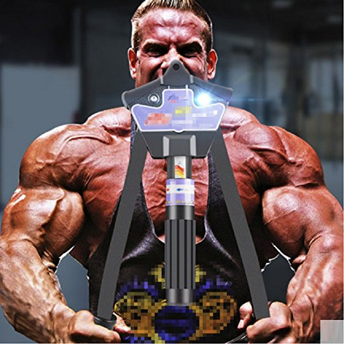 Professionnel Exercices Appareils Bras / 4 Dans 1 Expanseur De Poitrine Ressort musculation / Réglable Musculation des pectoraux / épaules Tirez Exerciseur Et Résistance De 30KG À 60KG