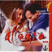 Allegro, Bd.1 : 1 Audio-CD