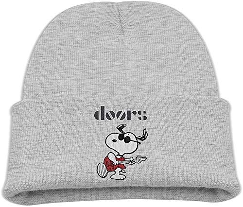 Doors-Snoopy Outdoor Winter Beanies Hat. ()