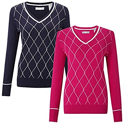 Callaway Golf Sweater Jacquard