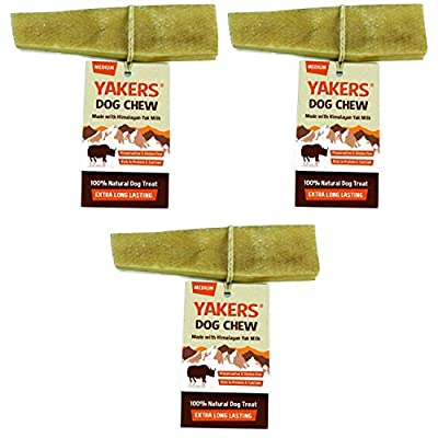 Yakers Dog Chew Medium