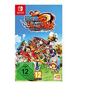 One Piece Unlimited World Red – Deluxe  Edition – [Nintendo Switch]