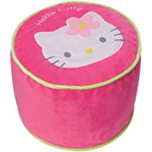 Hello Kitty 711188 - Puf hinchable, diseño de Hello Kitty