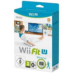 Wii Fit U inkl. Fit Meter – [Nintendo Wii U]