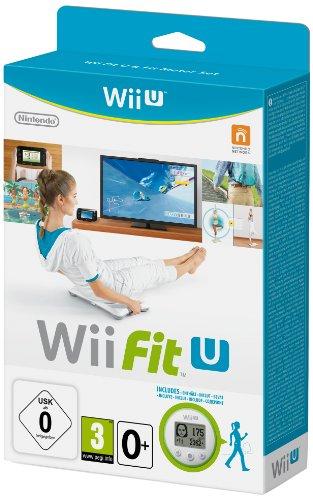 Wii Fit U inkl. Fit Meter - [Nintendo Wii U] (Wii Training-spiele Für)
