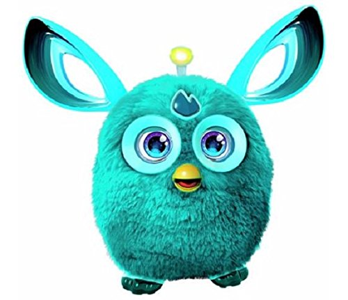 Furby Latest Furby Connect - Teal Colour - Apps Including Music And Videos - Xmas Toys