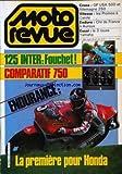 MOTO REVUE [No 2661] du 28/06/1984 - 125 INTER : FOUCHET ! COMPARATIF 750. ENDURANCE...