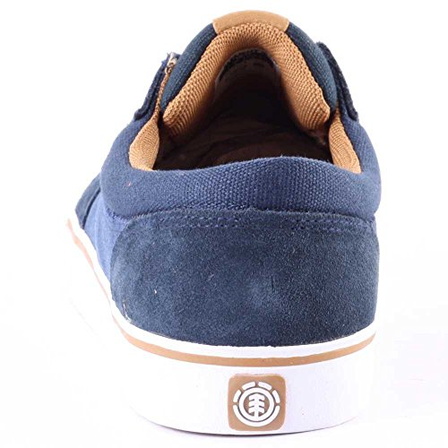Element Wasso, Baskets Basses homme Indigo