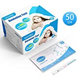 HOMIEE 50pc Ovulation Urine Test Strips(50pc HCG)