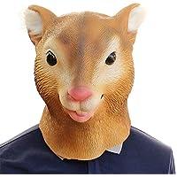 neue hohe Qualität vorbestellen ästhetisches Aussehen Suchergebnis auf Amazon.de für: Eichhörnchen Maske - Masken ...