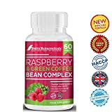 #1 Raspberry Fruit Extract and Green Coffee Bean Complex Combo Plus Glucomannan for Weight Loss.A Powerful Combination That Helps Breaks Down Belly Fat for Men & Women. Made in The UK.
