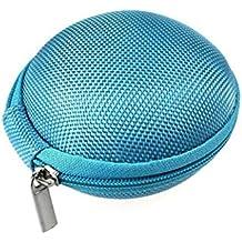 Fami Mini SD Card Zipper cuffia auricolare bagagli Custodia per