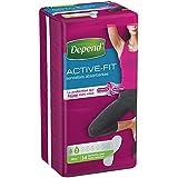 Depend Serviette Active Fit Femme Mini x 14 - Pack de 6